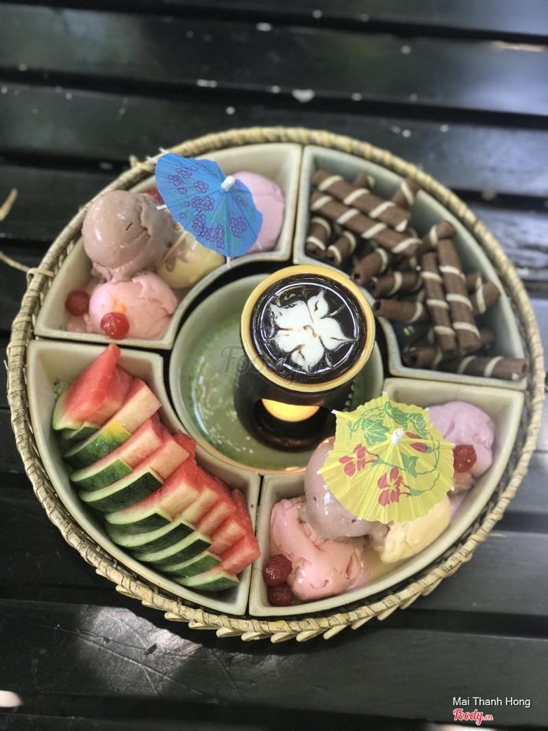 Lẩu kem