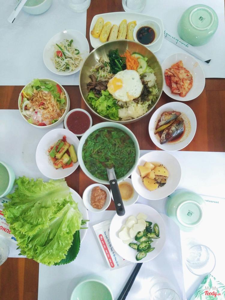 Nhà hàng Kim Chi - Chuyên Các Món Hàn, Việt, Nhật ở Khánh Hoà