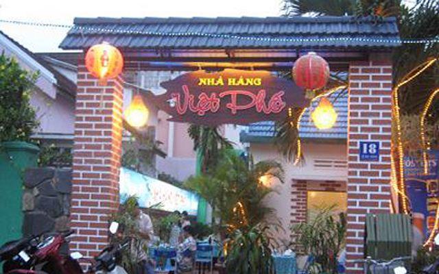 Nhà Hàng Việt Phố - Nhà Hàng Sân Vườn