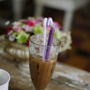 Cafe sữa đá - không được ngon