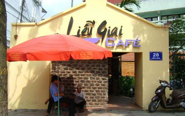 Liễu Giai Cafe