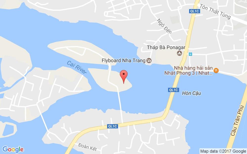 Vị trí bản đồ 304 Hai Tháng Tư, P. Vĩnh Thọ Tp. Nha Trang Khánh Hoà