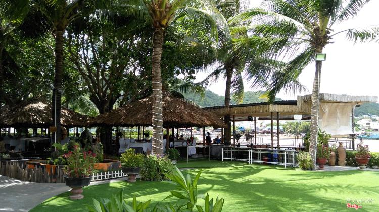 Champa Garden Restaurant – Champa Island Resort ở Khánh Hoà