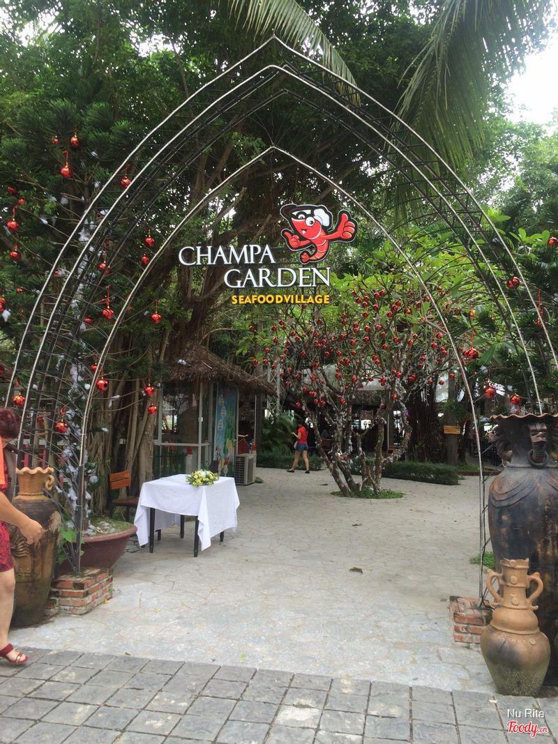 Champa Garden Restaurant Champa Island Resort Á»Ÿ Tp Nha Trang Khanh Hoa Binh Luận Champa Garden Nu Rita Foody Vn