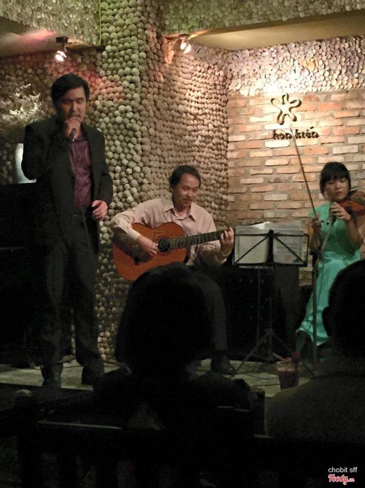 Cafe Hòn Kiến - Cafe & Âm Nhạc ở Khánh Hoà