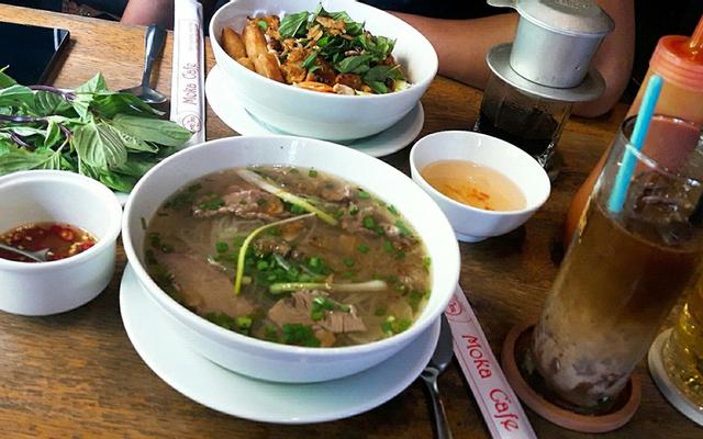 Moka Cafe - Hùng Vương