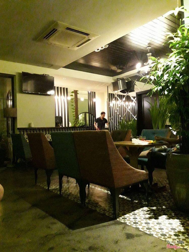 Cafe Mỹ An - Lãng Mạn & Ấm Cúng ở Khánh Hoà