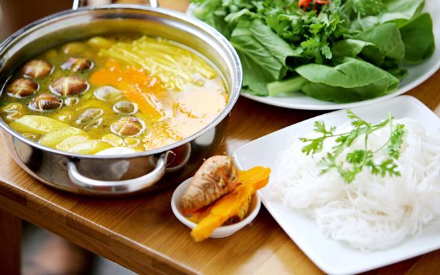 Sân Mây Cafe & Nhà Hàng Chay