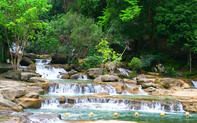 Thác Yang Bay - Du Lịch Sinh Thái