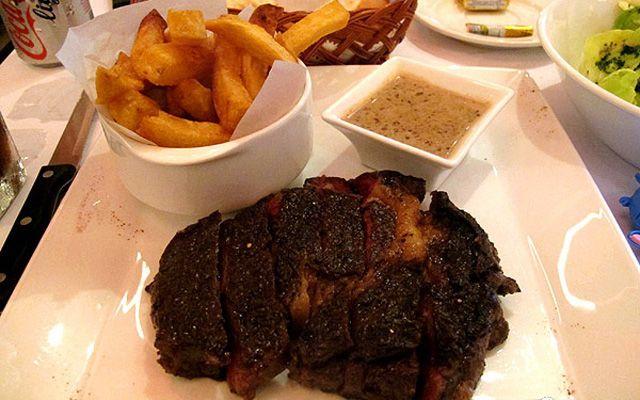 Le Steak De Saigon