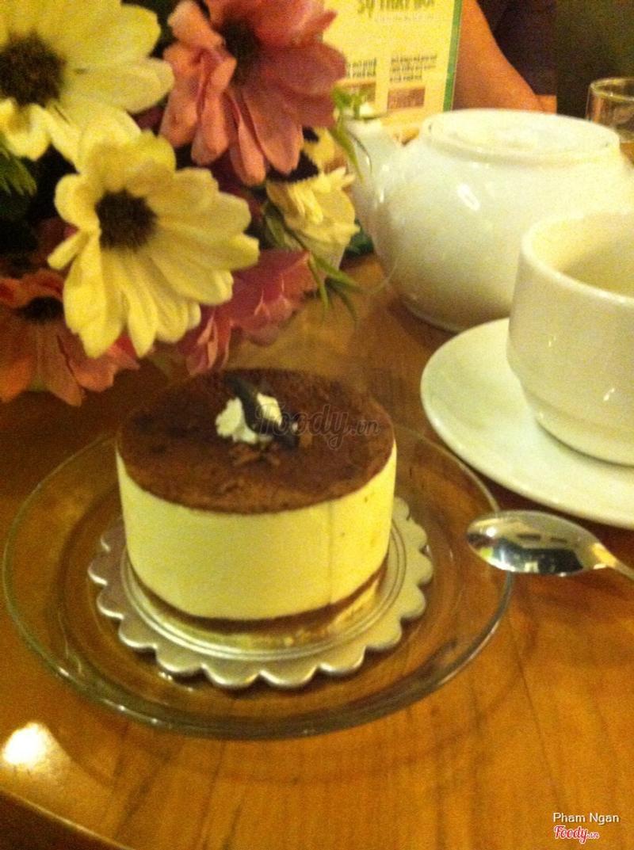 Tiramitsu và trà lài