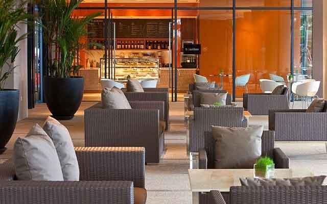 Toastina Cafe - Sheraton Hotel Nha Trang