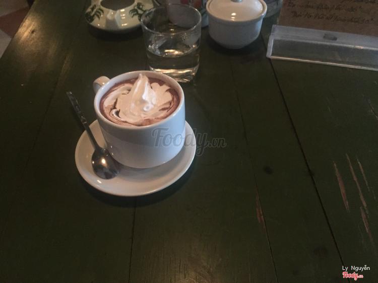 Cafe Sao Việt - Cafe đẹp, cafe wifi, cafe máy lạnh đường Khuất Duy Tiến Hà Nội ở Hà Nội
