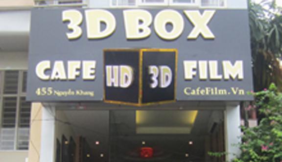 Film 3D Box Cafe