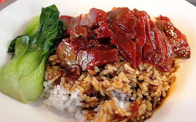 Quan Hải Lầu - Ẩm Thực Trung Hoa