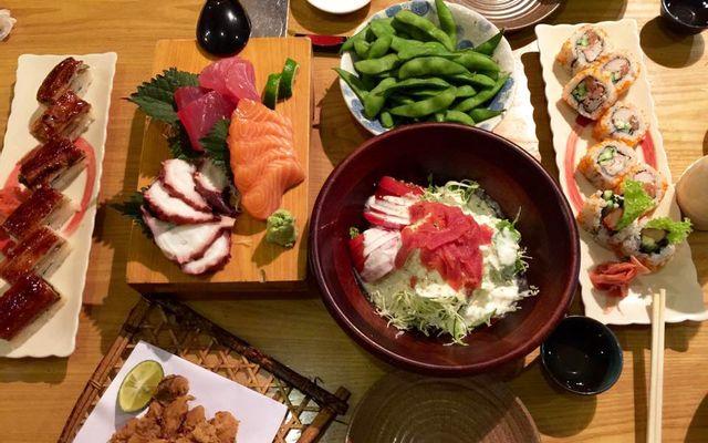 Miwa - Ẩm thực Nhật