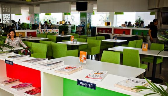 Book Cafe PNC - Nha Trang