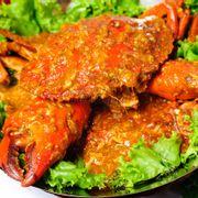Cua sốt ớt - Chili Crab
