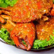 Chili crab - Cua xốt ớt