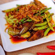 4 loại rau xào ớt - 4 heaven with sambal