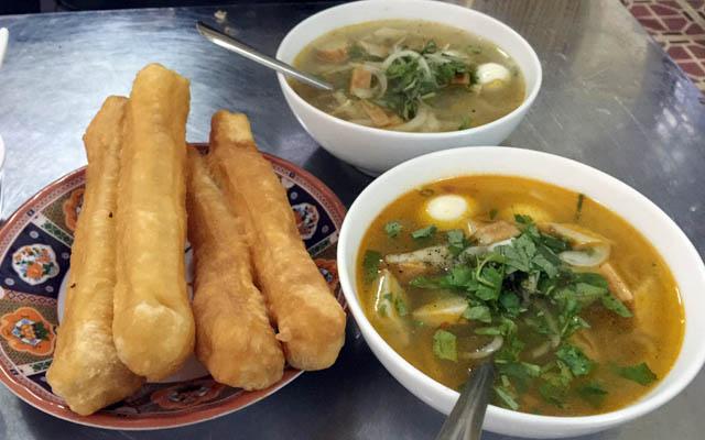 Bánh Canh Vân - Huỳnh Thúc Kháng