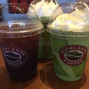Highlands nước uống thì khỏi bàn, freesize trà xanh ngon. Lần nào đi highlands đều gọi