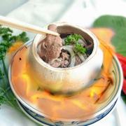 Bò Nướng Dừa