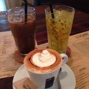 Last coffee in saigon