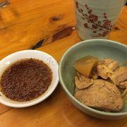 Món này mình chả nhớ tên nhưng ăn khá ổn vì đc chế biến từ cá tươi, thịt chắc & ngọt