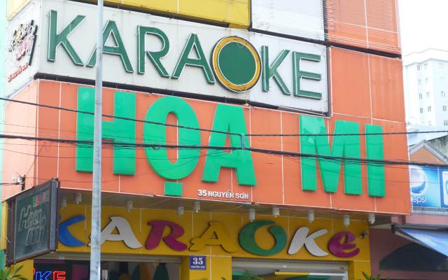 Họa Mi Karaoke
