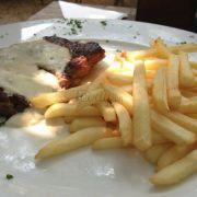 steak sốt Blue cheese