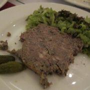 Pate đồng quê Pháp, món này ăn cũng được nè, khá chất!