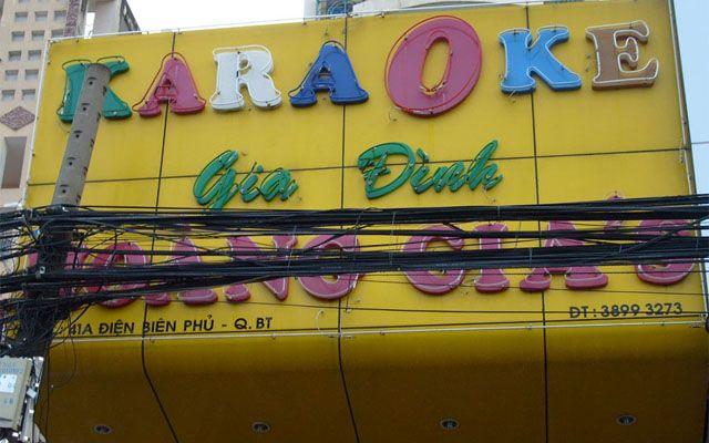Hoàng Gia Karaoke Gia Đình