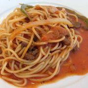 Mỳ Ý Bò Sốt Cà