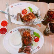 Cơm gà quay k ngon! Ăn xong ngán KFC luônn