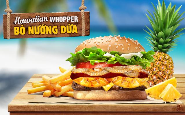 Burger King - Phạm Hồng Thái