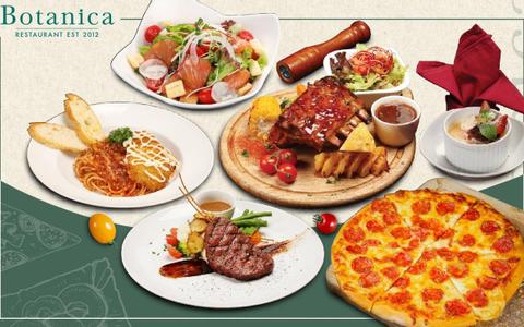 Nhà hàng steak chuẩn Âu ở Hà Nội
