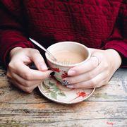 Trà Early Grey- không gian đẹp và yên tĩnh. Điểm nhấn ở đây là khi bạn gọi trà, uống hết sẽ được refill tiếp 😍 Giá cho 1 ấm giao động từ 30~50k