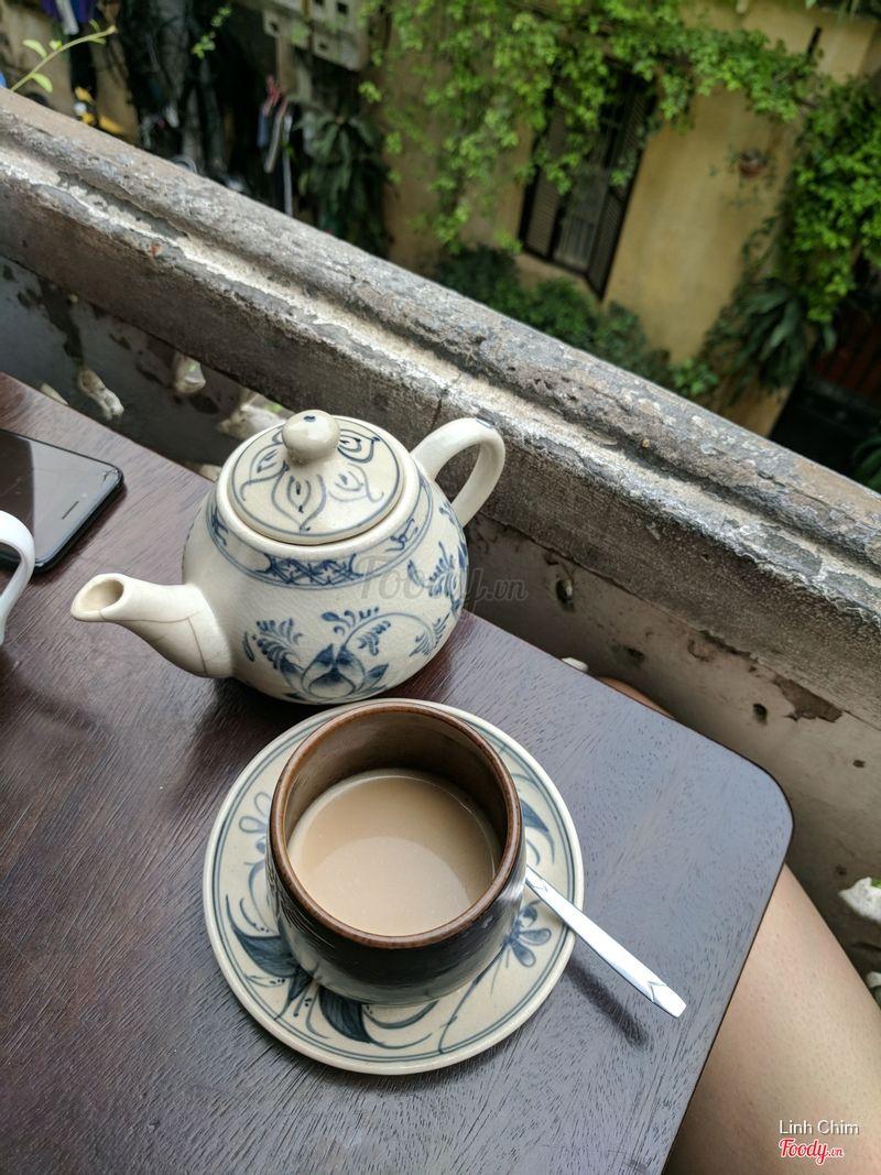 Coconut Chai Tea
