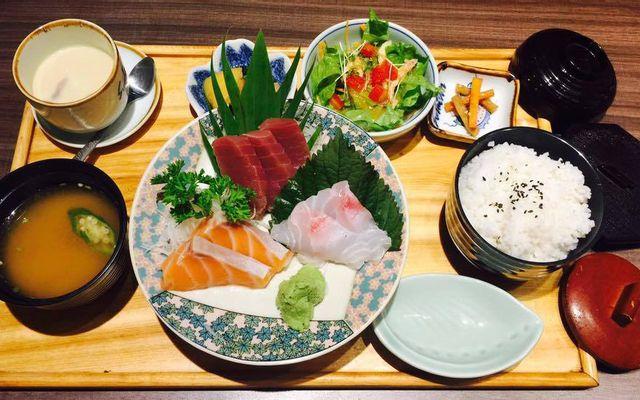 Sushibar - Nhà Hàng Nhật Bản - Kim Mã