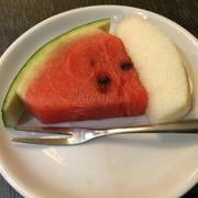 Dessert: Fruit~ fresh