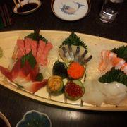 sashimi tổng hợp 999k