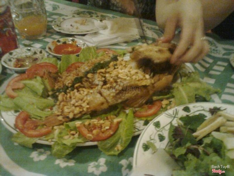 Cá nướng