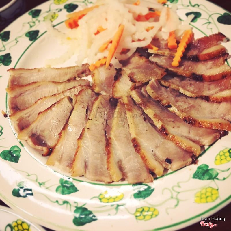 Thịt nướng Hoa Viên