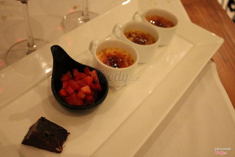Restaurant La Cuisine Ho Chi Minh