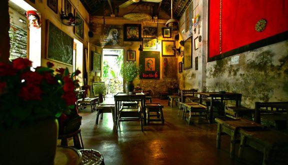 Cafe Cuối Ngõ - Cầu Giấy