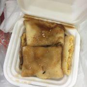 Đi làm gọi bánh trứng ngô của feelingtea về :)) ship từ Thanh Niên về Yên Phụ cũng nhanh. Mỡ nhiều ăn béo ko chịu nhưng chả hiểu sao vẫn thích 😂😂😂