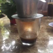 Cafe sữa tươi