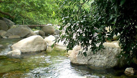 Khu Du Lịch Sinh Thái Suối Lương