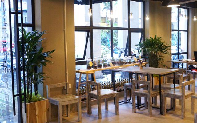 Ngầu Coffee - Giảng Võ